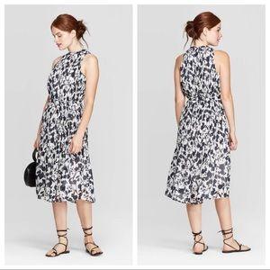 NWT Floral Midi Dress XS